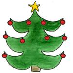 Histoire guirlandes de Noel