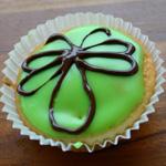 cupcake libellule