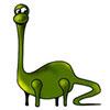 invitation anniversaire dinosaure