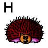 abecedaire maternelle h