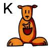 abecedaire maternelle k