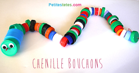 chenille-bouchons