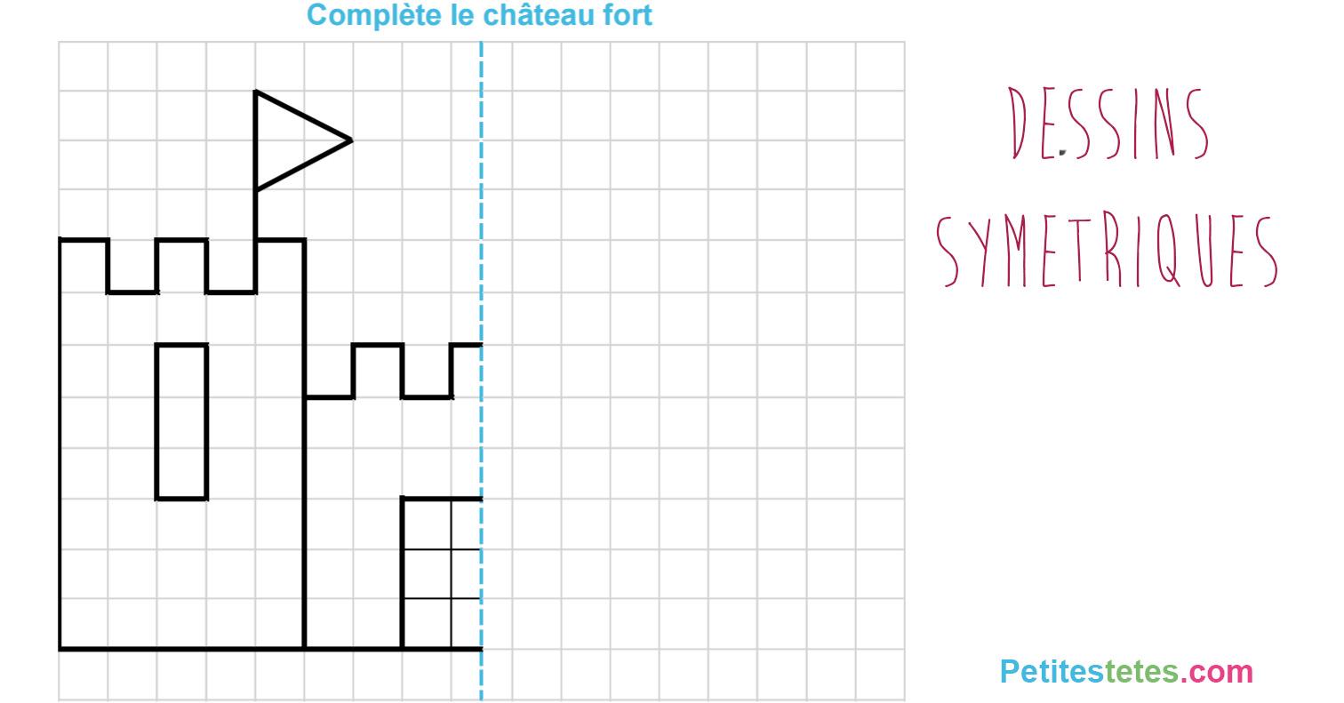 dessins symetriques2