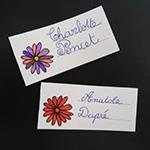 Etiquettes à imprimer