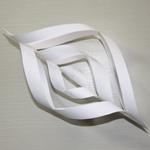 flocon de neige en papier étape 9
