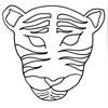 masque-tigre