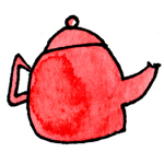 nursery rhyme lyrics  I'm a little teapot
