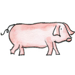 nursery rhyme lyrics This little piggy
