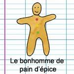 bonhomme pain epice