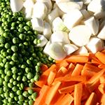 crumble de legumes