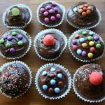 Recette cupcakes chocolat