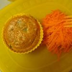 Muffin aux légumes