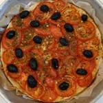 recette pate pizza