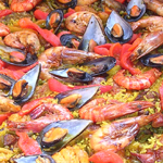 Recette Paella Express