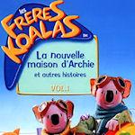 DVD freres Koalas