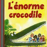 enorme crocodile