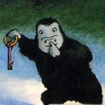 bonne nuit petit gorille