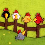 Il était dix petites poules