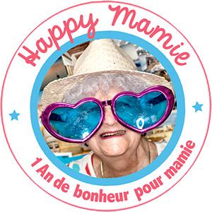 Happy Mamie avec Petitestetes.com