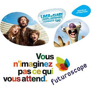 carre futuroscope