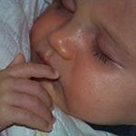 bébé qui fait la sieste