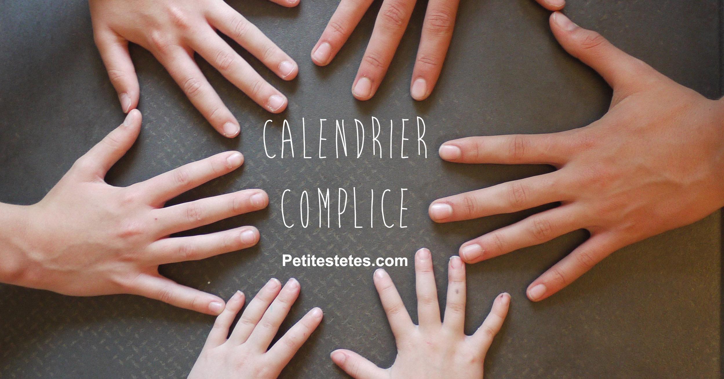 Calendrier complice2