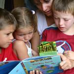 Raconter des histoires aux enfants
