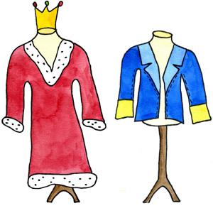 Histoire les habits neufs du Roi