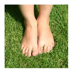 memory pieds