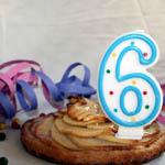 anniversaire enfant 6 ans