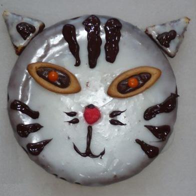 gateau anniversaire tigre