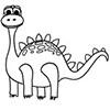invitation anniversaire dinosaure 4
