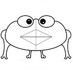 carte-pop-up-grenouille