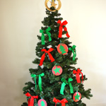 decoration sapin de Noel