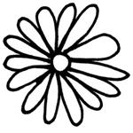 etiquettes a imprimer fleurs