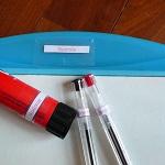 Etiquettes mini pour crayons à imprimer