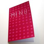 menu à imprimer