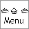 menu petits gateaux
