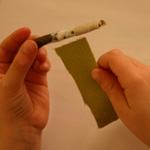 bricolage poupee tracas