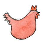 Paroles: Quand trois poules