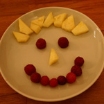 tete bonhomme fruit