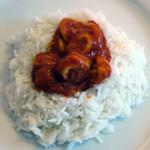 calamar tomate
