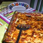 Recette lasagnes légumes