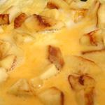 omelette pommes