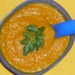 recette soupe carotte pomme