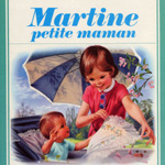 livre enfant Martine petite maman