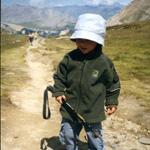 sortie parent enfant montagne